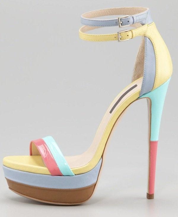 Ruthie Davis West Palm sandals