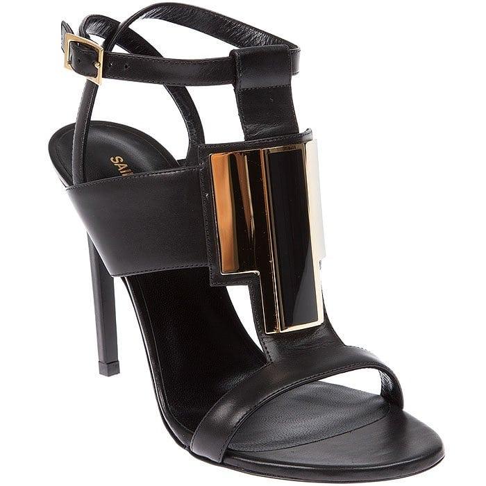 Saint Laurent Janis Sandals
