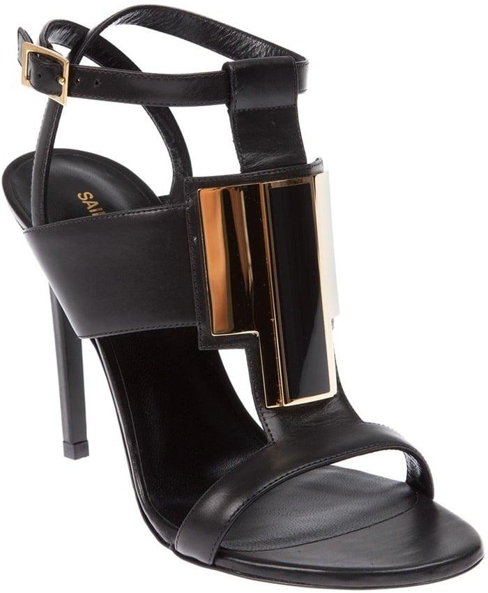 Saint Laurent 'Janis' sandal