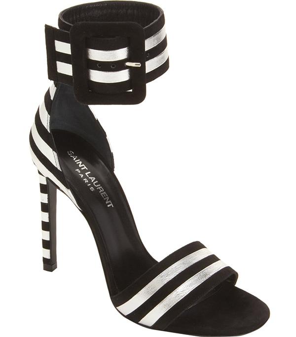 """Saint Laurent """"Paloma"""" Sandals"""