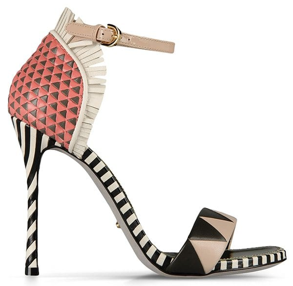 Sergio Rossi Oberoj Sandals