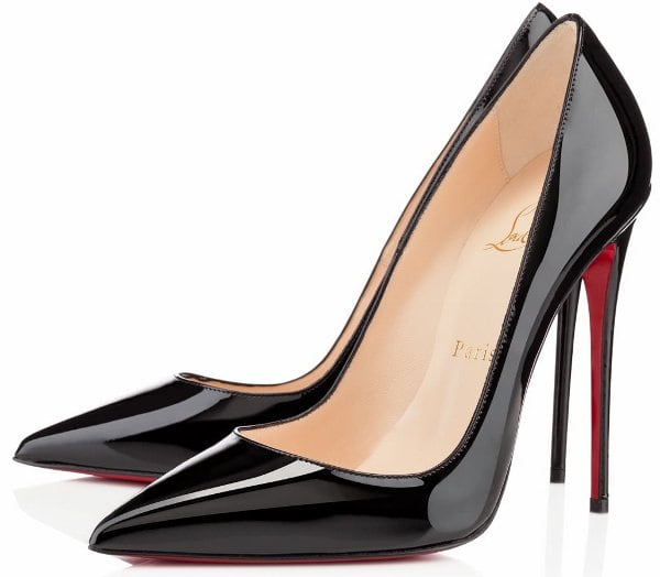 Christian Louboutin 'So Kate' Pumps in Black