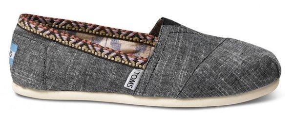 Toms canvas shoes2