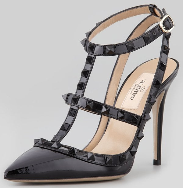 "Valentino ""Punkouture Rockstud"" Sandals"