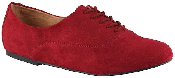 "Aldo ""Foliroli"" Lace-up Shoes in Bordeaux"