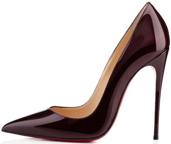 """Christian Louboutin """"So Kate"""" Pumps in Red"""