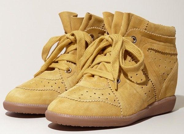 isabel marant bobby low top sneaker2