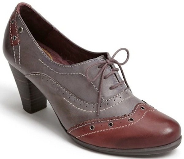 "Pikolinos ""Verona"" Oxford Pumps"