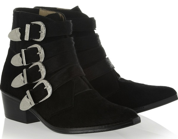 toga-pulla-black-buckled-calf-hair-ankle-boots-product-1-11434698-857369001