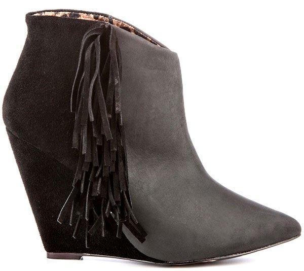 Betsey Johnson Ziah Boots