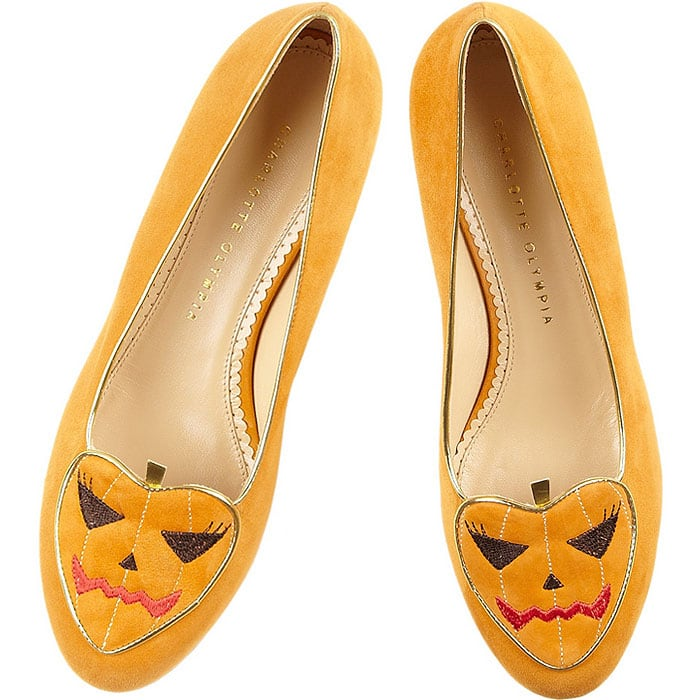 Charlotte Olympia Trick or Treat Flats