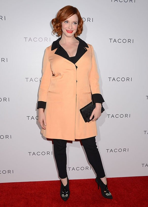 Tacori's Annual Club Tacori 2013 Event - Arrivals