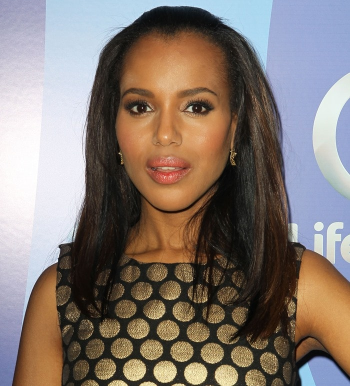 Kerry Washington attends Variety's Fifth Annual Power of Women event