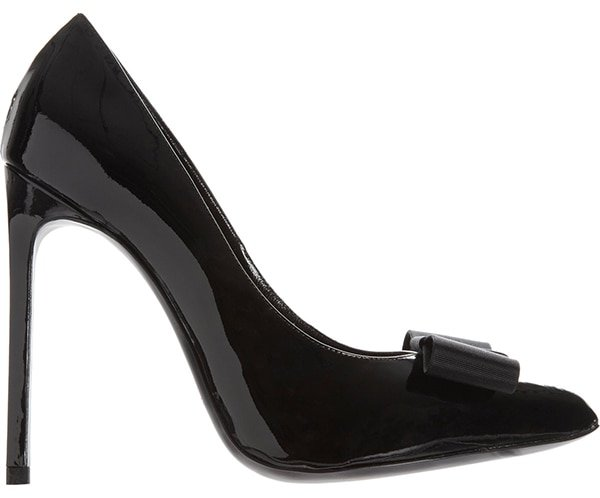 Saint Laurent Paris Tuxedo Pumps