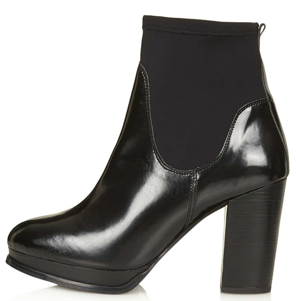 Topshop Aeon Chelsea Boots