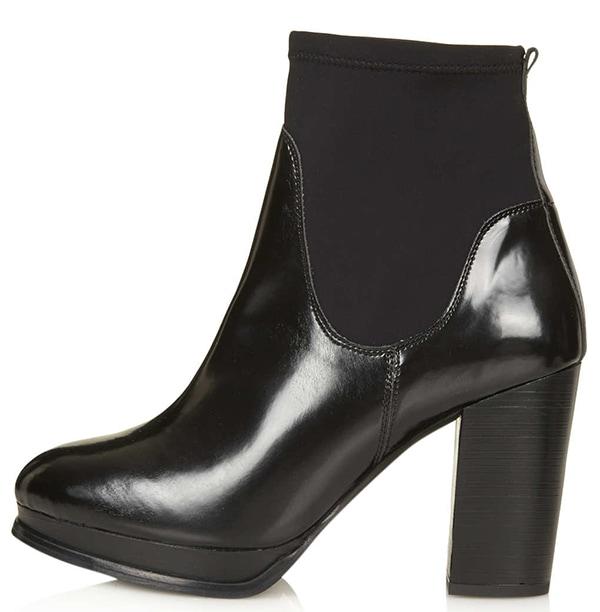 Topshop Aeon Chelsea Boots