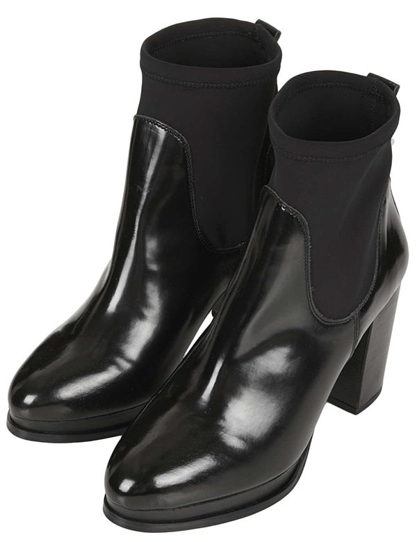 Topshop Aeon Chelsea Boots1