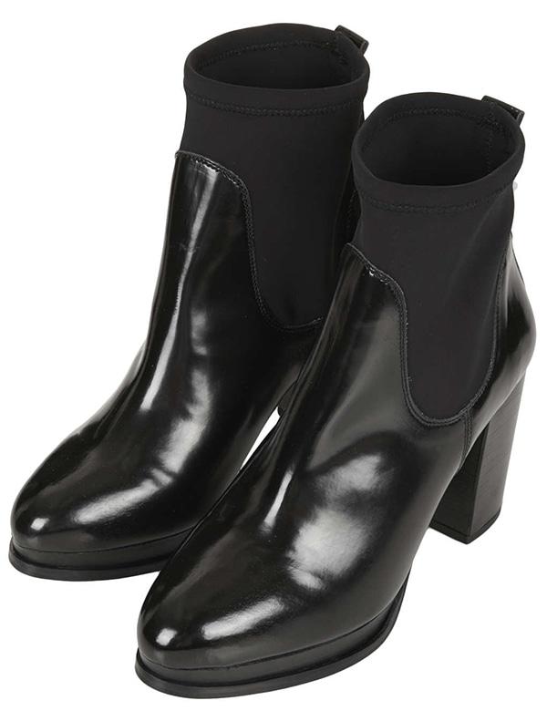 Topshop Aeon Chelsea Boots1
