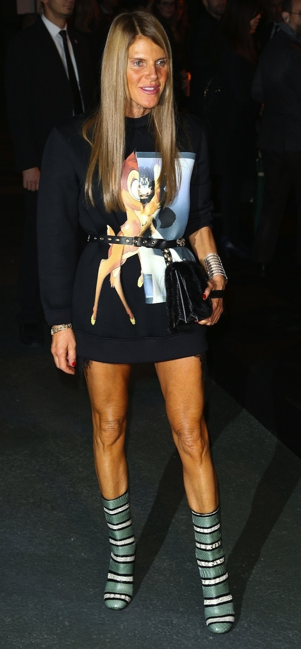 Paris Fashion Week SS14 - Givenchy