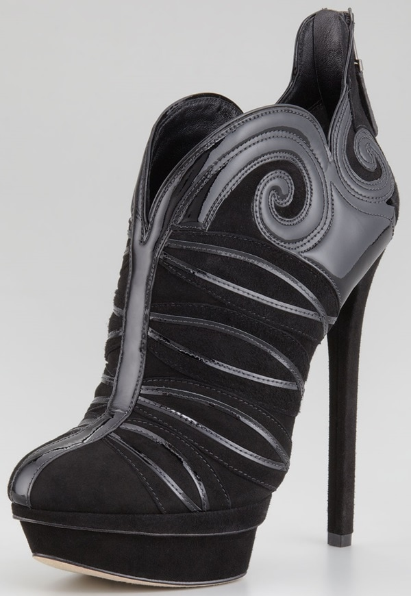 B Brian Atwood 'Figara' Booties