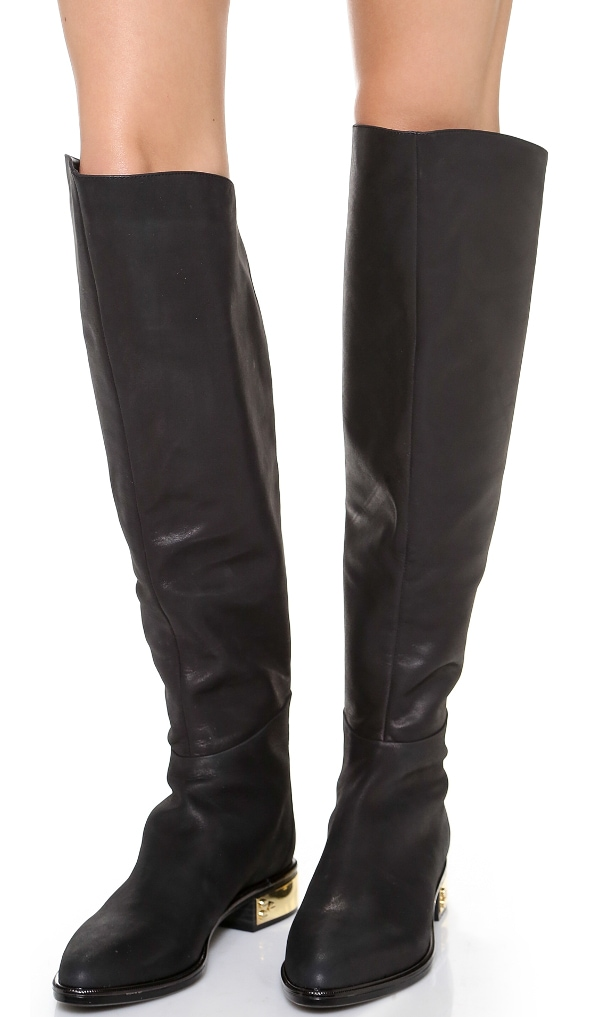 Boutique 9 - Alberina Over the Knee Boots