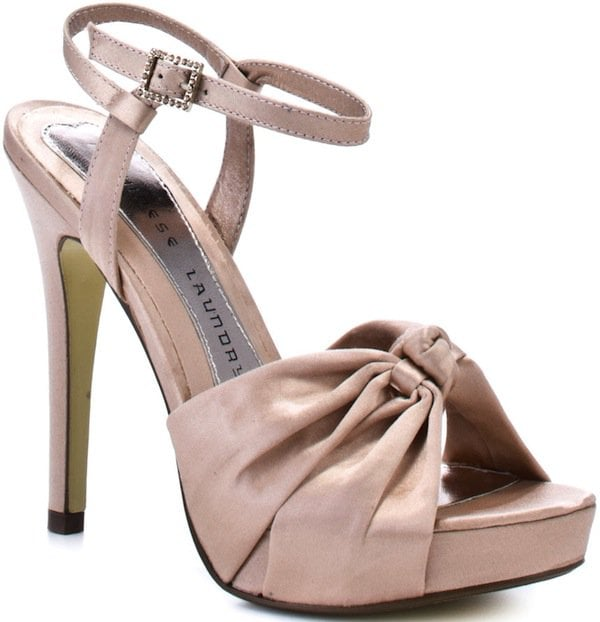 "Chinese Laundry ""Dreamland"" Satin Sandal"