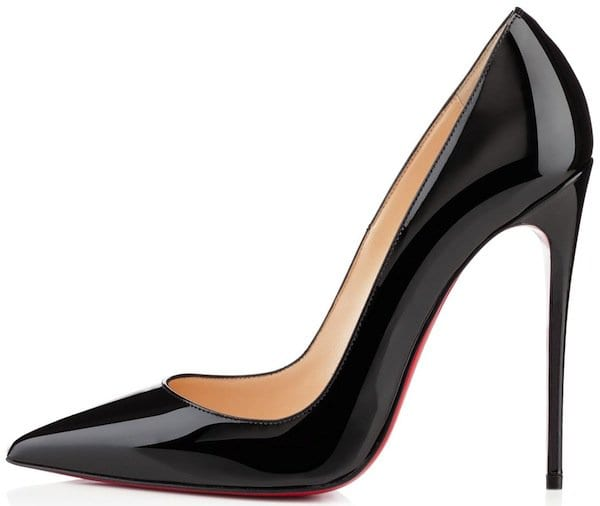 "Christian Louboutin ""So Kate"" Pumps in Black"