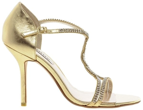 "Dune ""Honor"" Heeled Sandals"