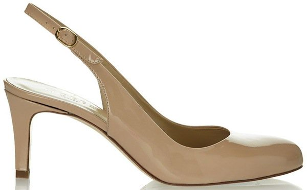 Hobbs Invitation Tina Slingback Pump