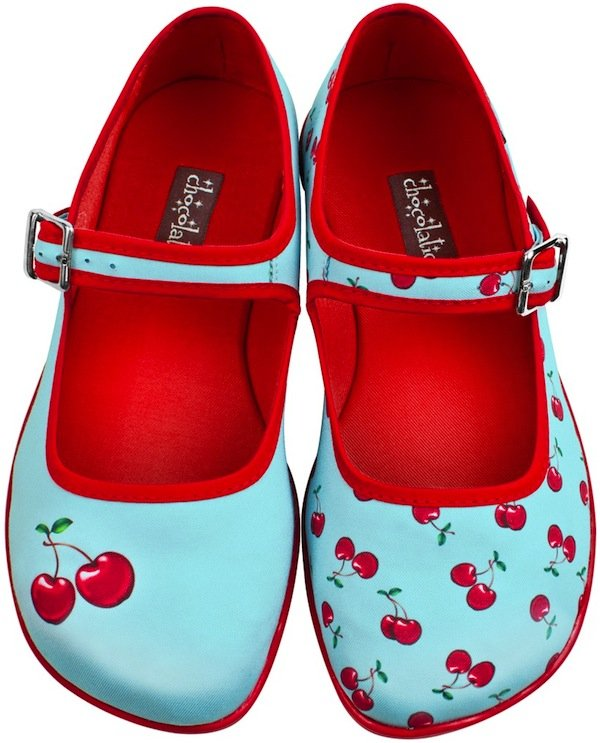 Hot Chocolate Design Shoes