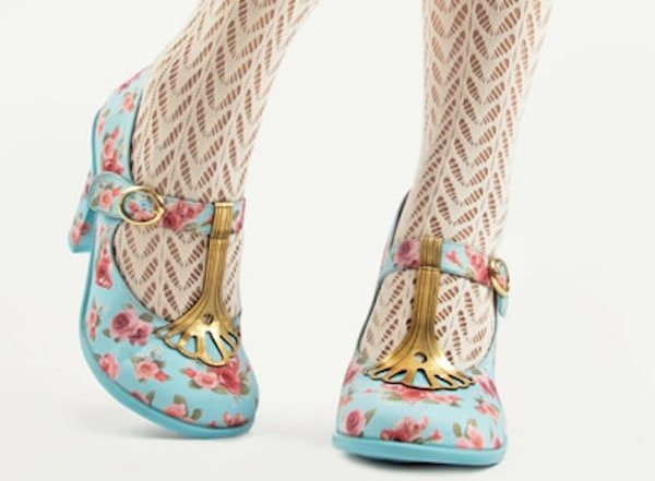 """Double Topping Chocolaticas """"Emma"""" Heels"""
