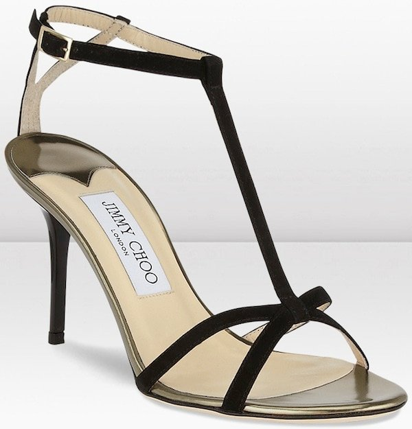 "Jimmy Choo ""Tarot"" Sandals"