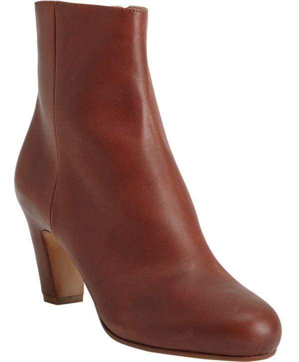 Maison Martin Margiela Side-Zip Ankle Boots