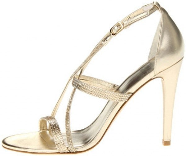 "Stuart Weitzman ""Surreal"" Evening Sandals"