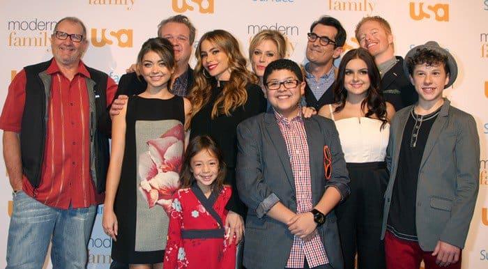Modern Family Fan Appreciation Event USA Network