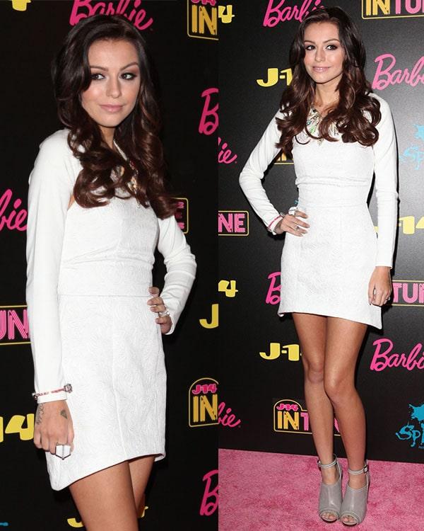 Cher Lloyd J-14 InTune 2012 Concert