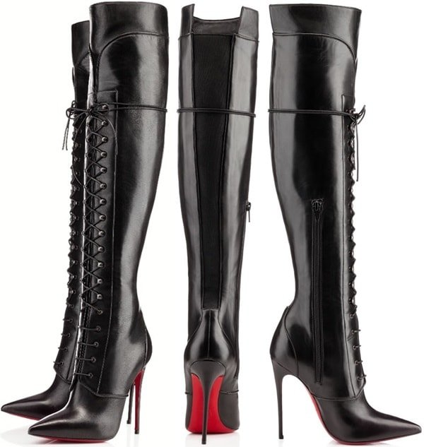 Christian Louboutin 'Mado' Over-the-Knee Boots