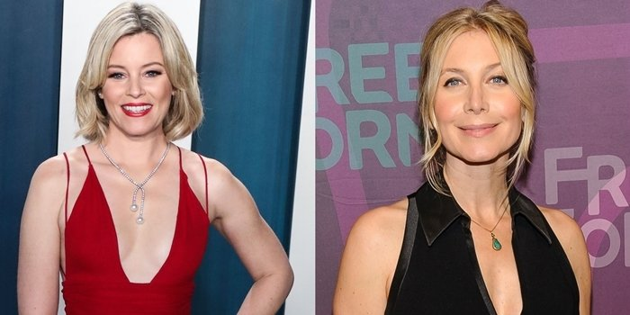 Elizabeth Banks (L) changed her name as actress Elizabeth Mitchell (R) was already registered in the Screen Actors Guild under that name