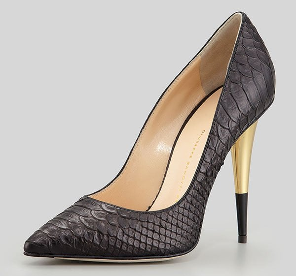 2a0f35d2d970d Giuseppe Zanotti 2014 Cruise Combines Fun and Sophistication