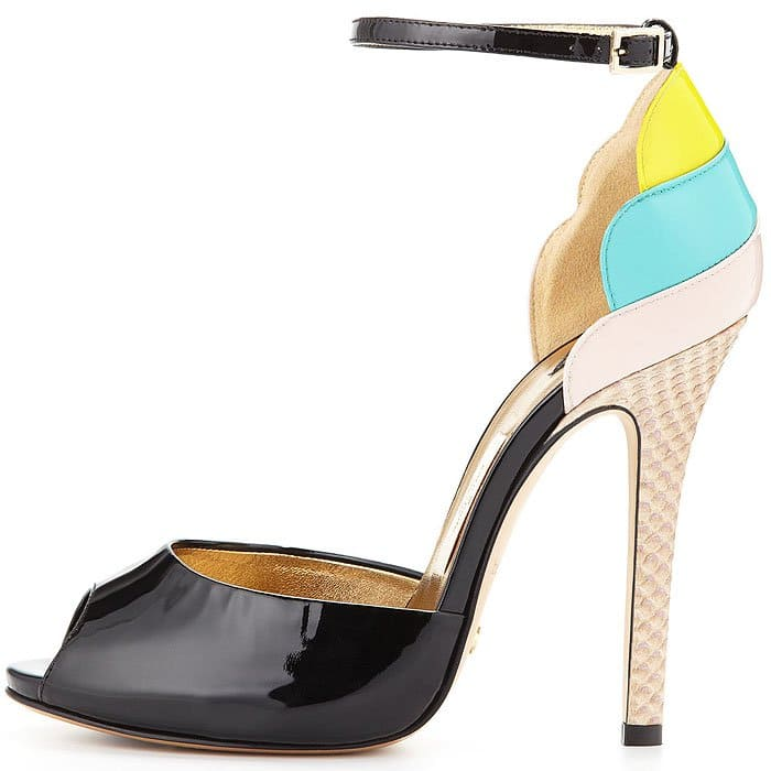 Kate Spade New York Ice Cream Cone Heel Sandals 1