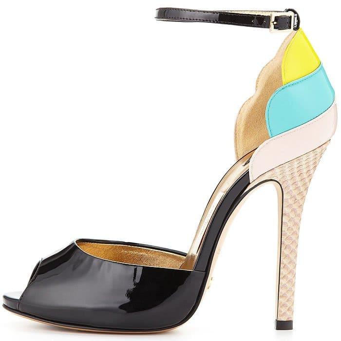 Kate Spade New York Ice Cream Cone Heel Sandals 1