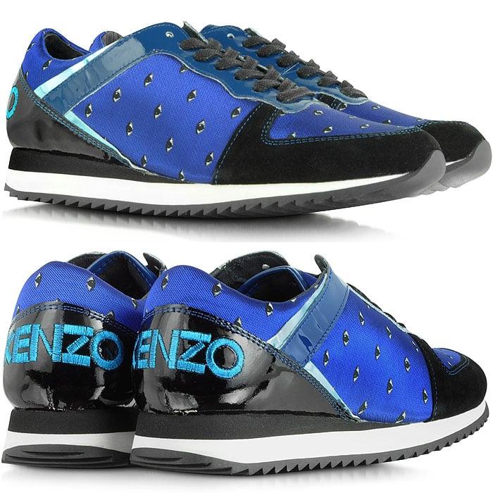 Kenzo Eyes Print Sneakers