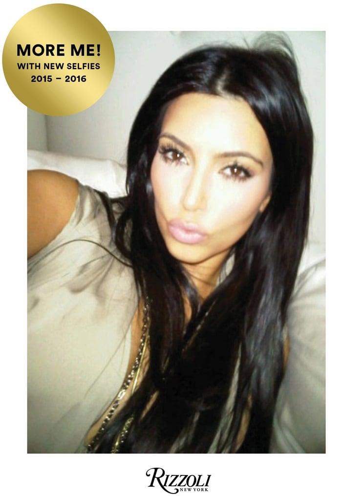 Kim Kardashian West: Selfish