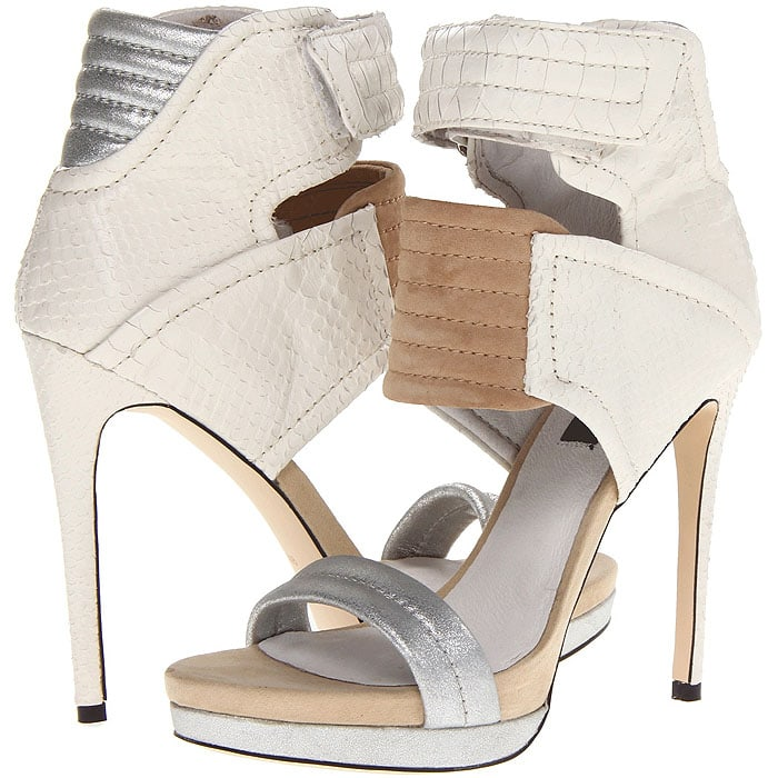 MIA Limited Edition Rocco Sandals in Silver