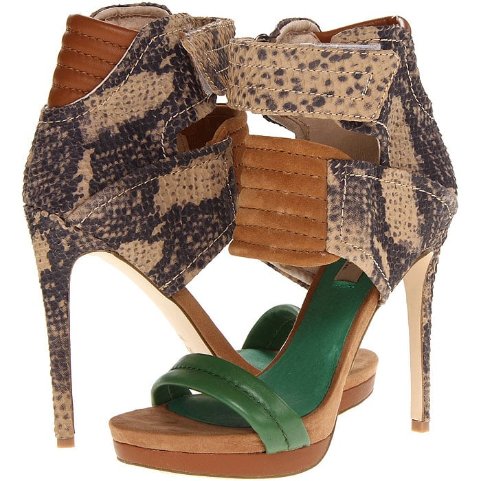MIA Limited Edition Rocco Sandals in Green