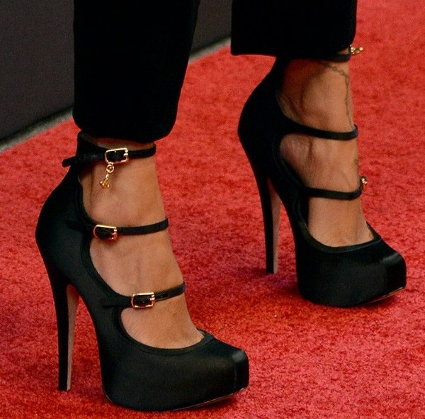 Nicole Richie Vivienne Westwood Isabelle