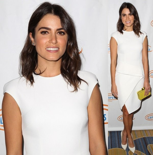 Nikki Reed attends the 11th Annual Lupus LA Hollywood Bag Ladies Luncheon