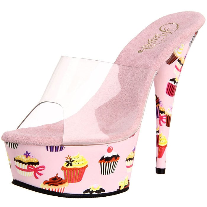Pleaser USA MOTIF-601CC