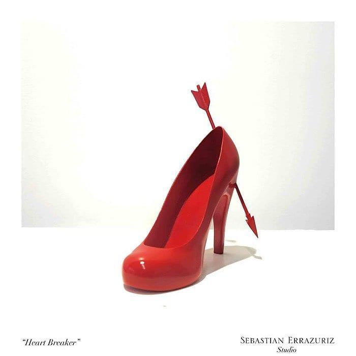 Sebastian Errazuriz 12 Shoes Lovers Heart Breaker 4 1