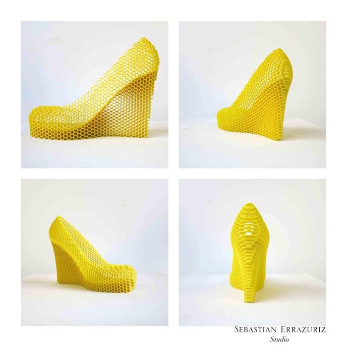 Sebastian Errazuriz 12 Shoes Lovers Honey 1